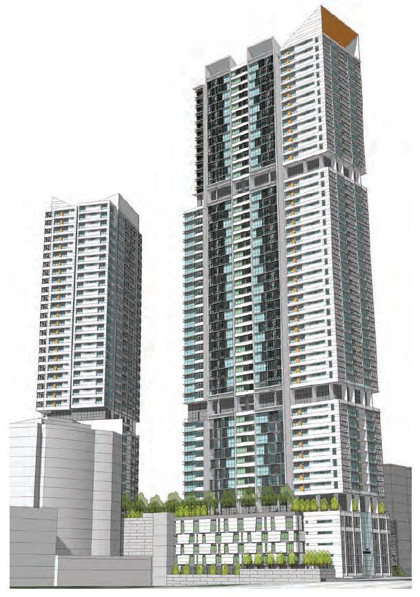 Macquarie Towers