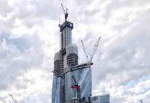 Crown Sydney Barangaroo Construction Progress
