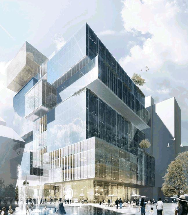 Parramatta Square 3