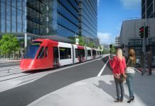 Parramatta Light Rail CBD Western Sydney University