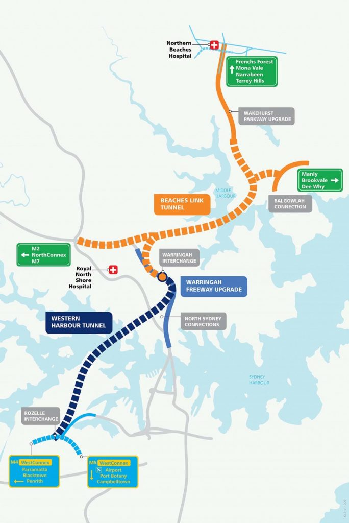 Northern Beaches Link Tunnel