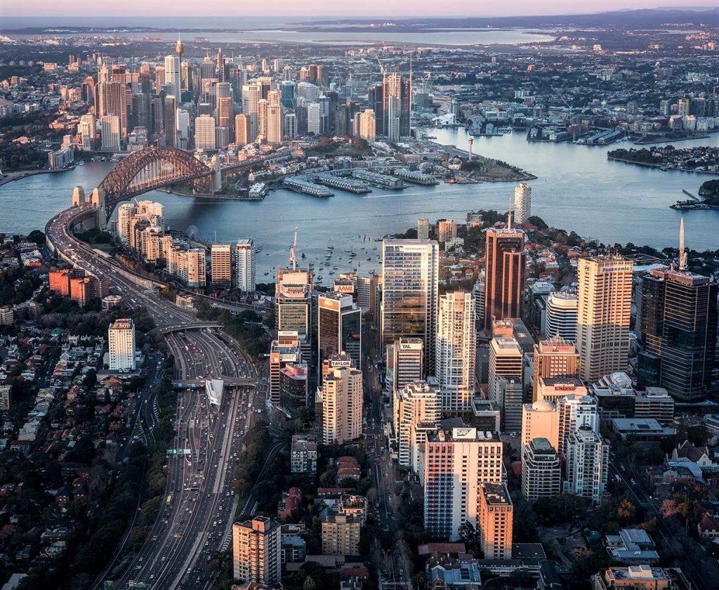 Facade Aerial 100 Mount Street