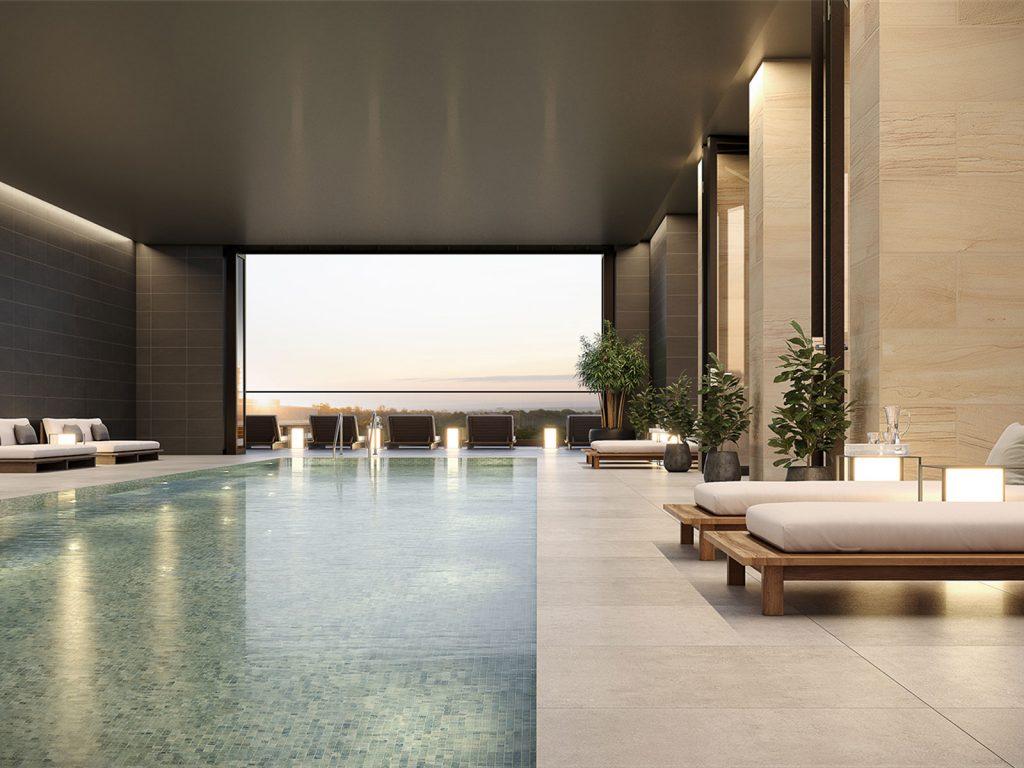 The Lennox Pool