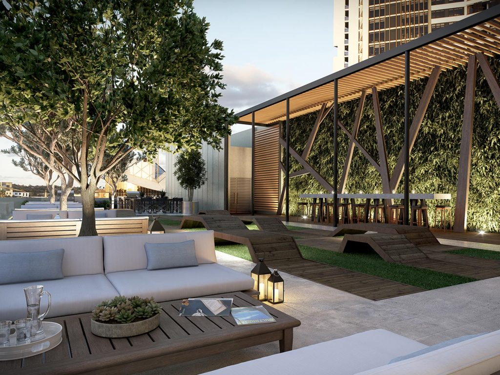 The Lennox Rooftop