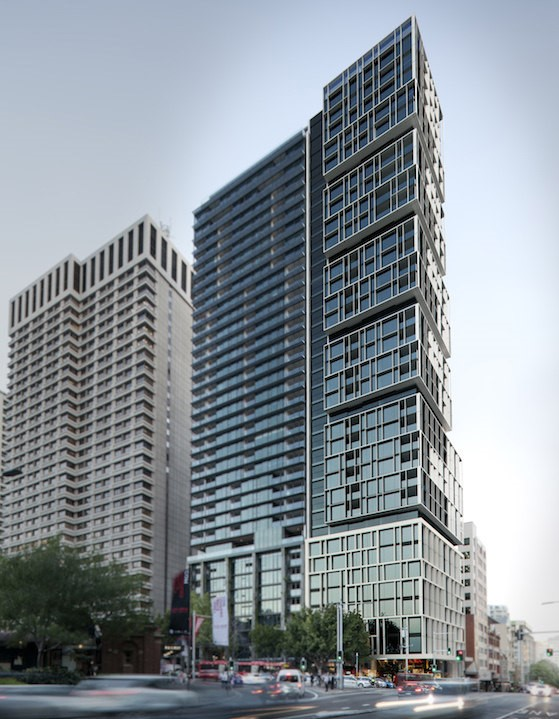 Render One30 Hyde Park