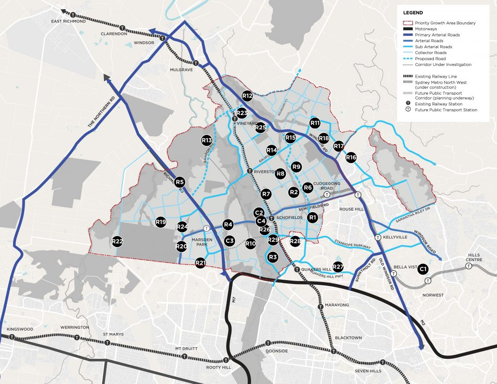 Transport Infrastructure Strategy