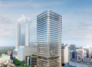 GPT's Parramatta Office Proposal Render