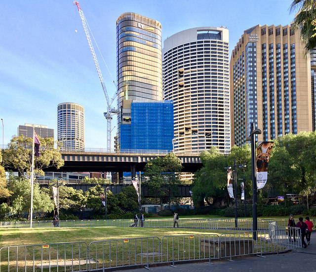 37-57 Pitt Street Construction Progress - Source: cnd from Skyscrapercity