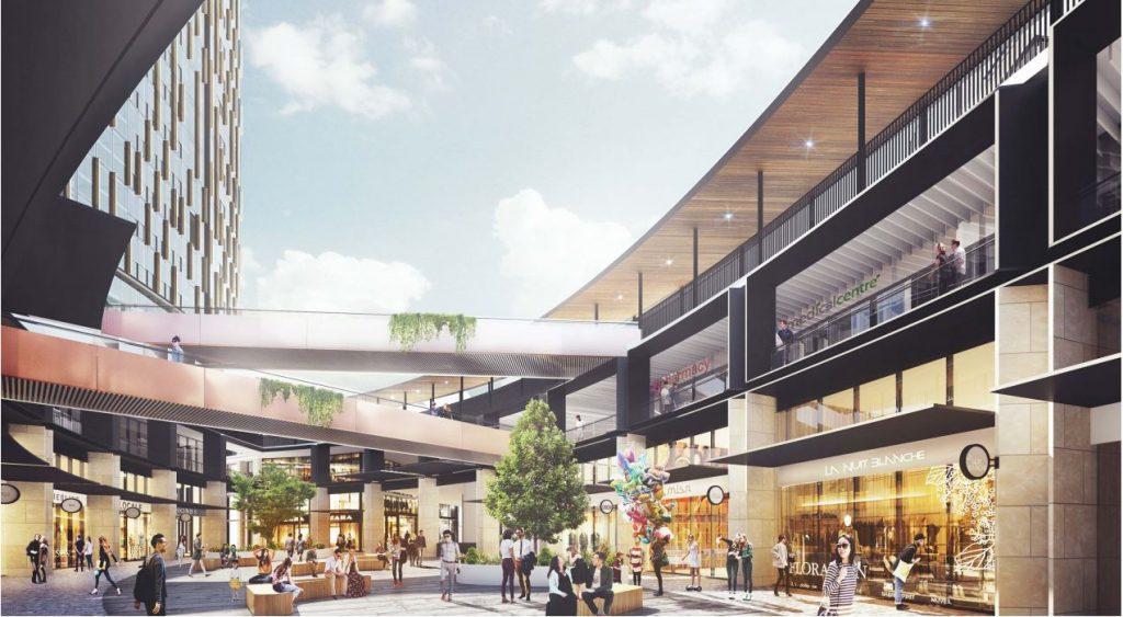 Rhodes Central Retail