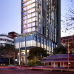 Four Point by Sheraton Parramatta Hotel Render