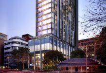 Four Point by Sheraton Parramatta Hotel Render
