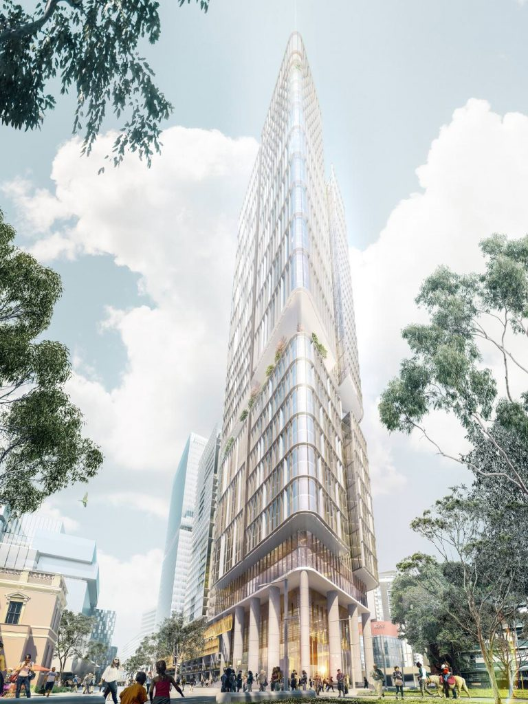 Aspire Tower will now be a Commercial Skyscraper