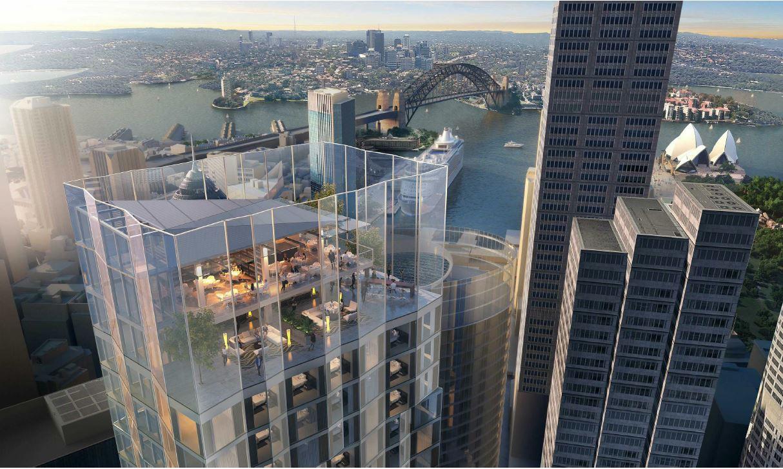 sydney cbd architecture map pdf