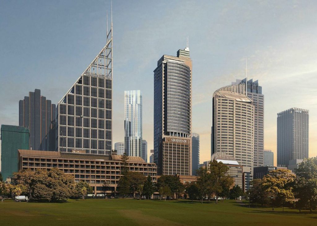 A New 200m Hotel Is Coming To The Sydney Cbd Build Sydney