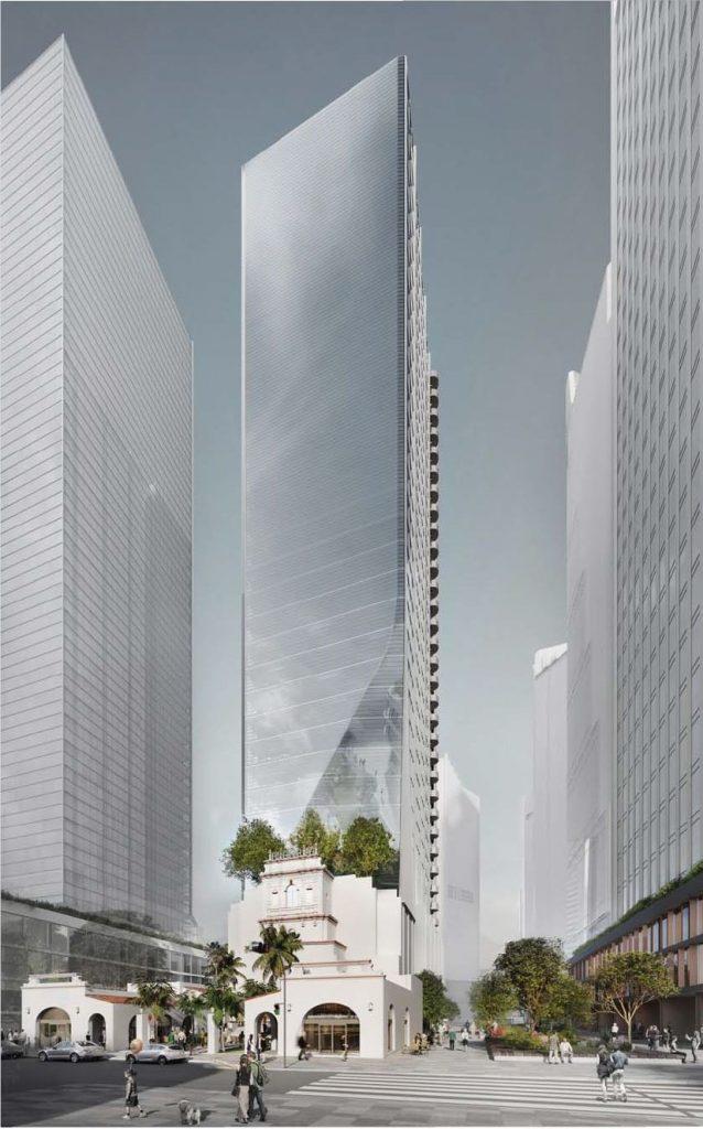 The Roxy Skyscraper