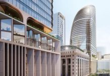 Marin Place Towers Render by Macquarie Group - Source: Grimshaw & Johnson Pilton Walker