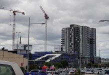 Granville Station Highrise Development