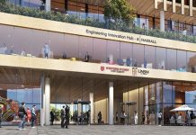 Parramatta Engineering Innovation Hub UNSW WSU
