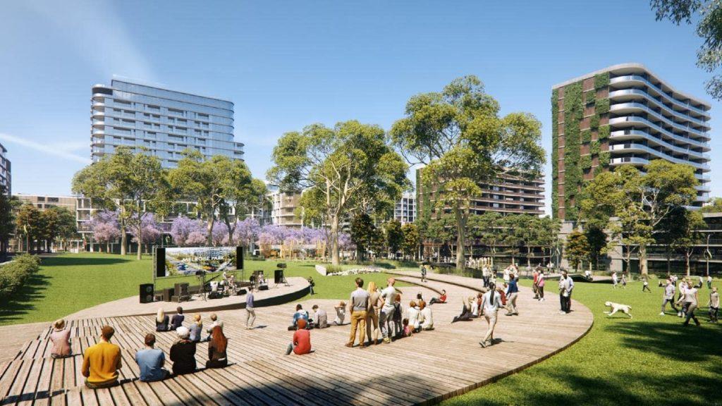 Melrose Park Development