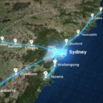 NSW High Speed Rail Potential Route